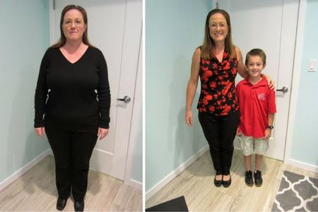 thrive weight loss testimonial - Christene