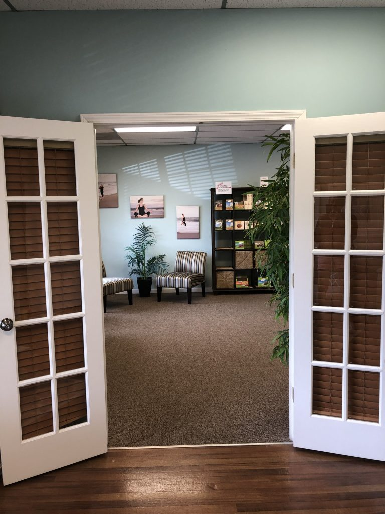 Weight Loss Coaching and Waiting Area