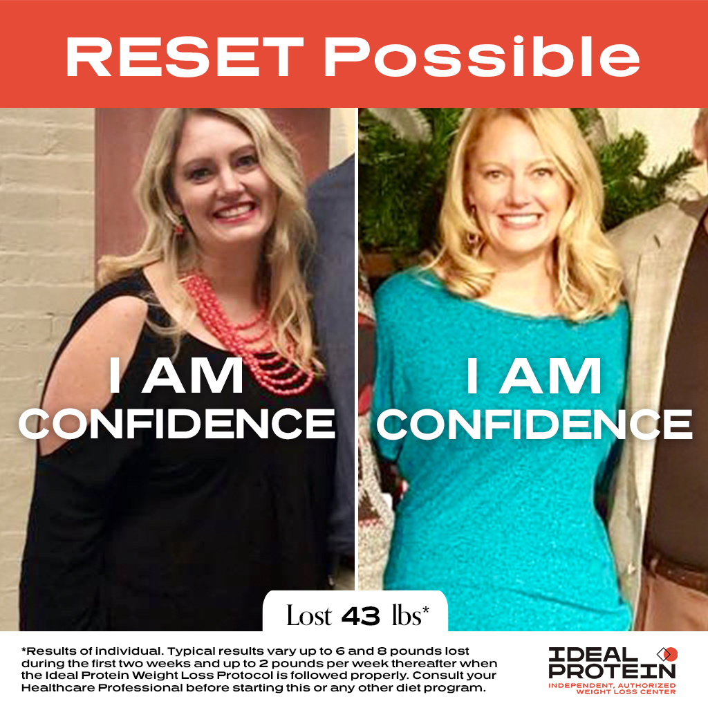 Ideal Protein Weight Loss Testimonial